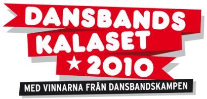 Dansbandskalaset 2010