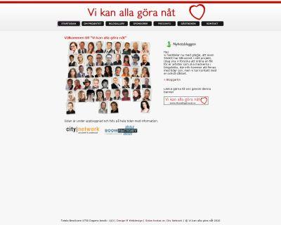 Hemsidan www.vikanallagöranåt.se