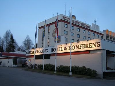 Hotell Gustaf Fröding i Karlstad