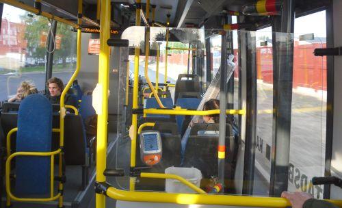 Stadsbuss i Karlstad