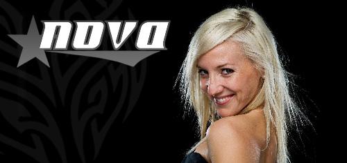 Nova och Avons nya sångfynd Nadja Flood