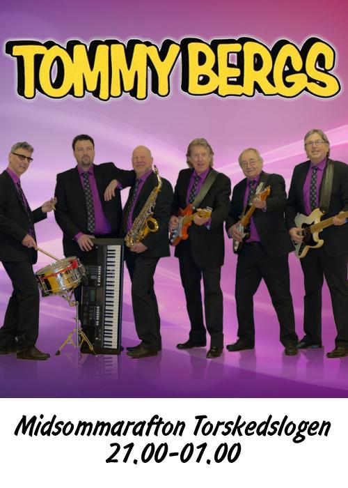 Tommy Bergs till Torskedslogen på Midsommar
