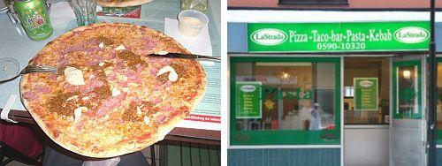 God Pizza i Filipstad