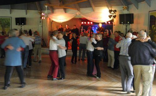 Dans i Degerfors Folkets Park