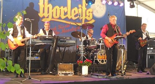 Thorleifs på scenen