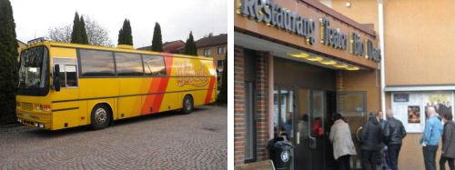 Thorleifs buss i Forshaga