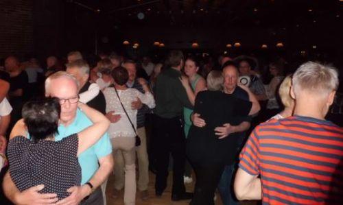 Dansare i Forshaga Folkets Hus