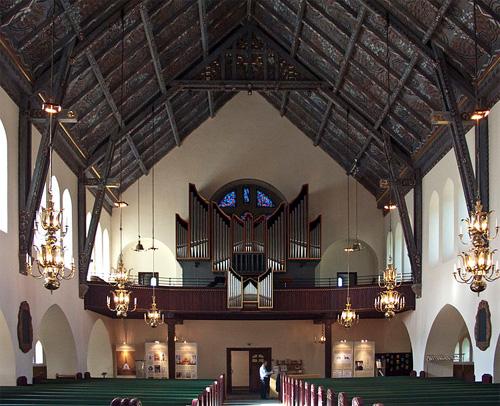 Bild från Trefaldighetskyrkan Foto lånat från Wikippedia