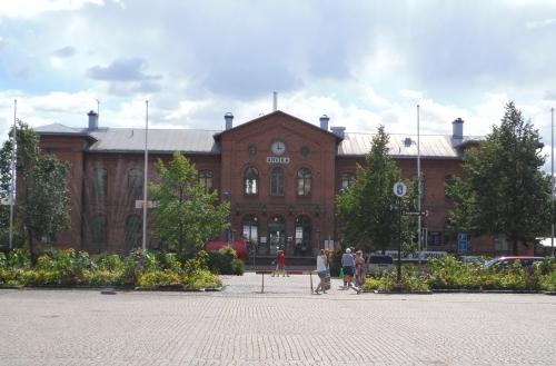 Arvika järnvägsstation