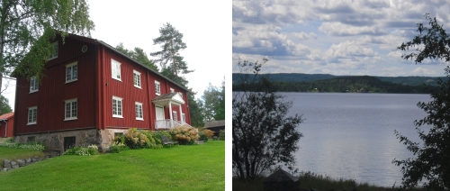 Sågudden i Arvika