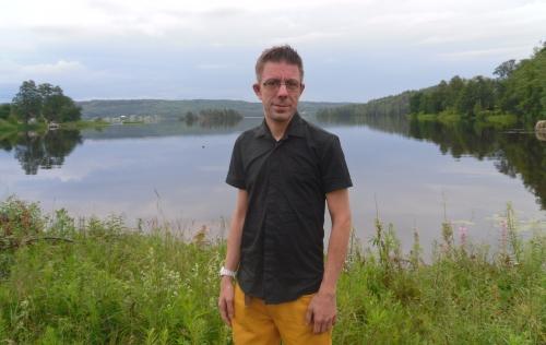 Jag i Molkom