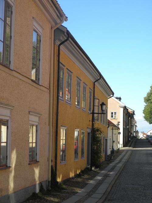 Stadsvy Mariestad
