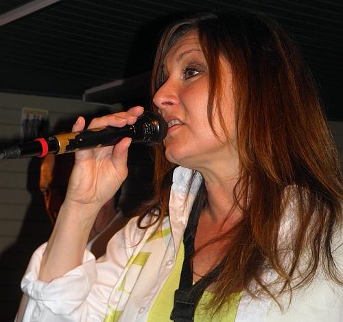 Liselotte i Perry band