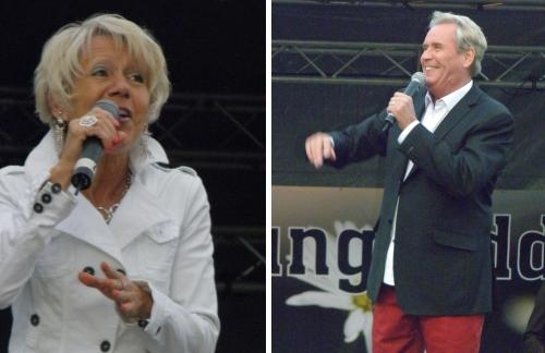 Mona G och Sten Nilsson