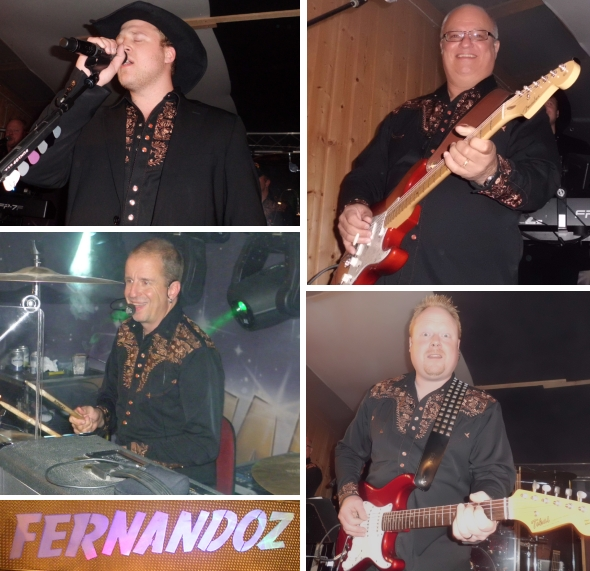 Fernandoz spelar