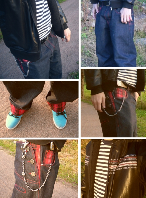 Outfit 13 september