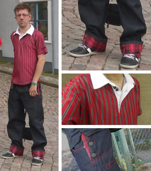 Outfit i Mariestad