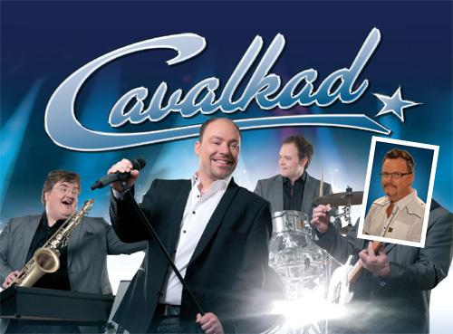 Cavalkad med Conny Olsson på gitarr