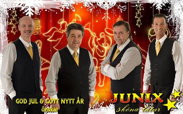 Junix julhälsning
