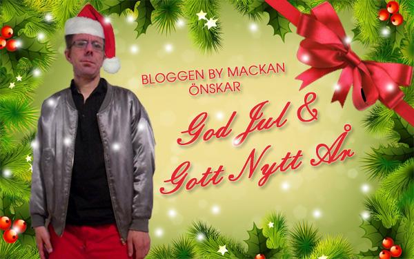 Mackans julkort 2012