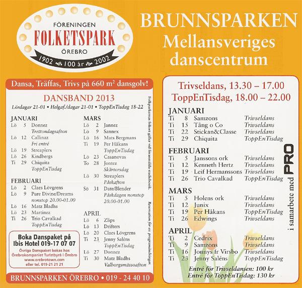 Brunnsparken 2013