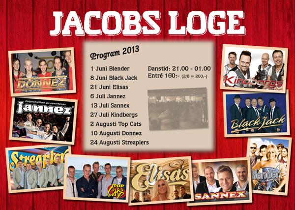 Jacobs Loge 2013