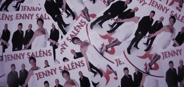 Jenny Saléns orkesterkort