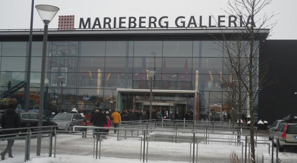 Marieberg galleria