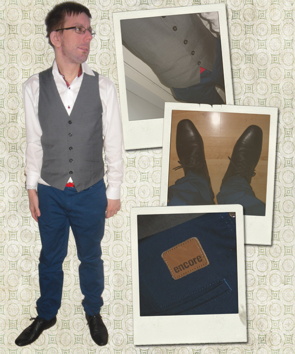 Outfit 28 December 2012
