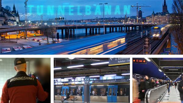 Tunnelbanan på Kanal 5