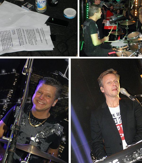 Lasseman och Ulf Georgsson