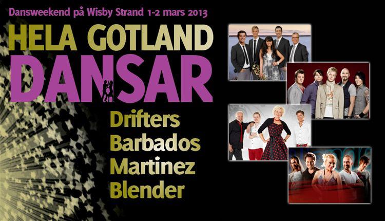 Dansweekend på Gotland