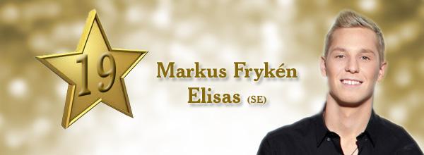 Markus Frykén i Elisas