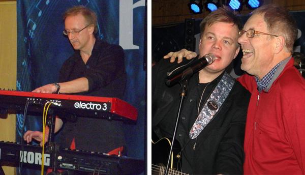Hans Melin, Björn och Kaggen