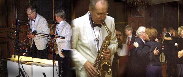 Alfies Orkester live