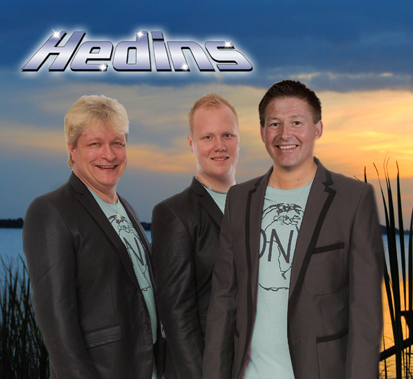 Hedins trio Montage: Markus
