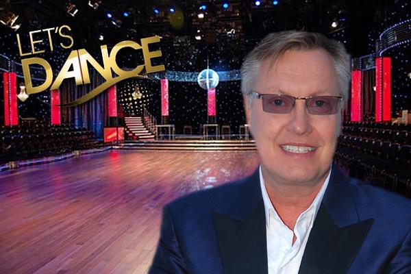 Lars-Åke Willhelmssson i Let´s Dance