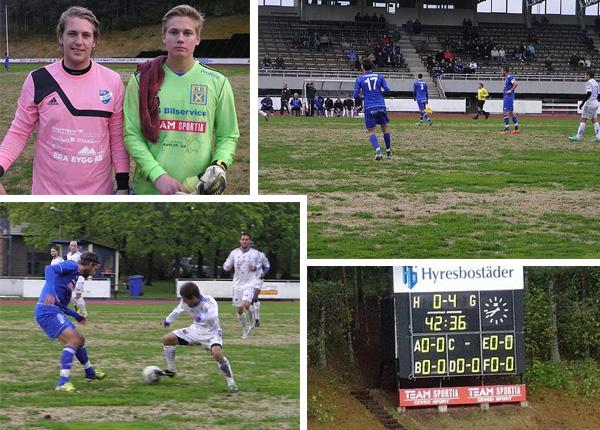 Matchbilder KB Karlskoga - IFK Ölme