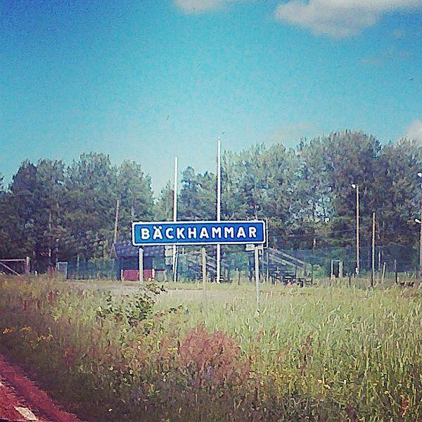 Bäckhammar