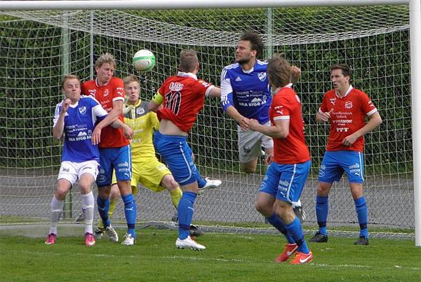 Ölme gör mål på Arvika Fotboll