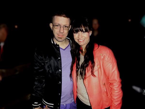 Jag och Erica Sjöström