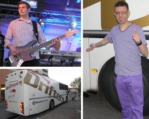 Anton, Bussen och jag