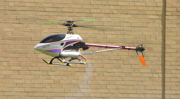Helikopteruppvisning