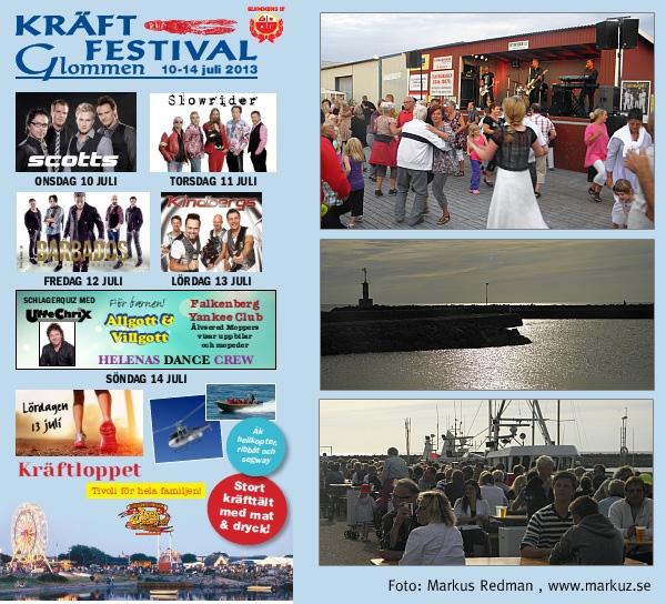 Glommens Kräftfestival