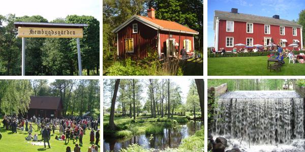 Kristinehamns Hembygdsgård - Blandade bilder