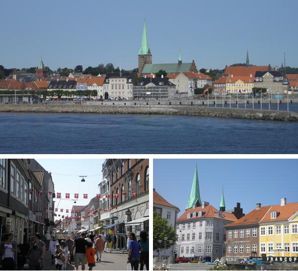 Danmark och Helsingør