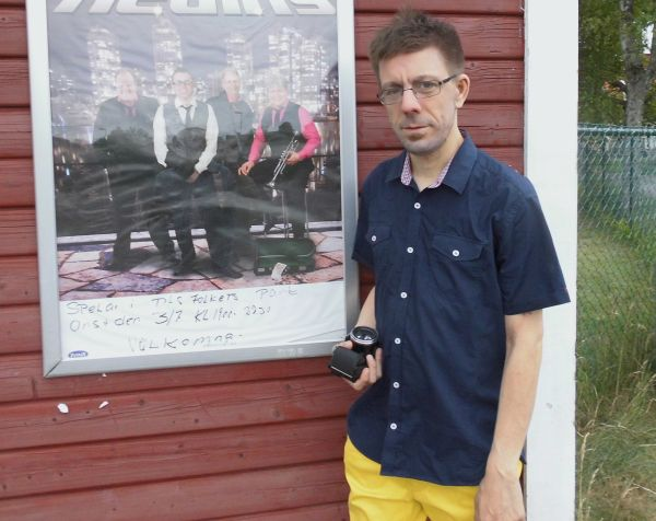 Markus i Degerfors