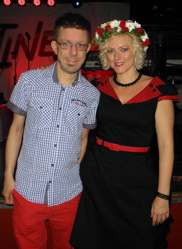 Markus och Sandra