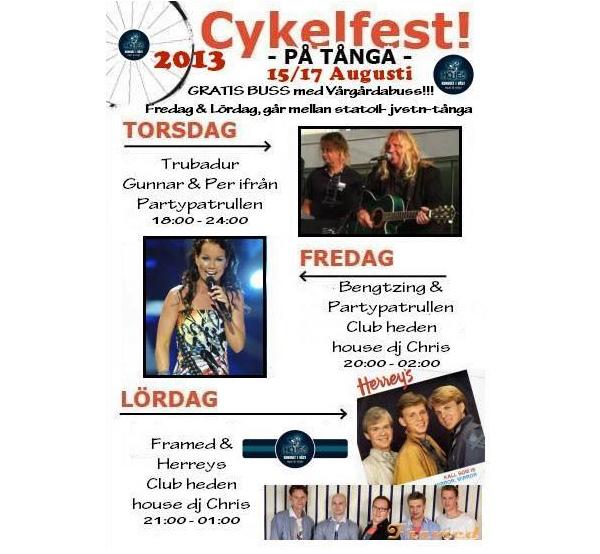 Cykelfesten 2013