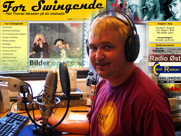 Thomas Neraasen och For Swingende